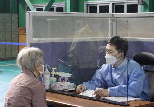 의료 신문 모바일 사이트 한림 대학교 동탄 성심 병원 화성시 코로나 19 예방 접종 의료 지원